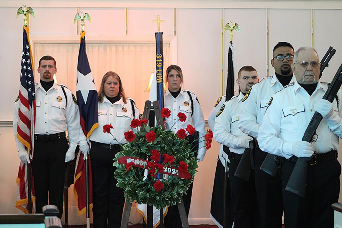 peace officers memorial