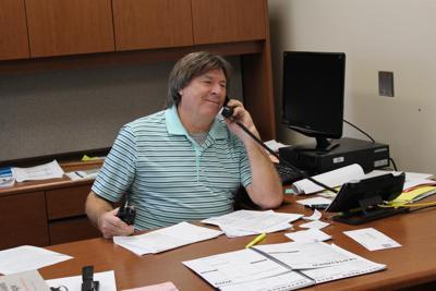 Principal's Purpose: Loy Dorsey welcomed at Gary ISD