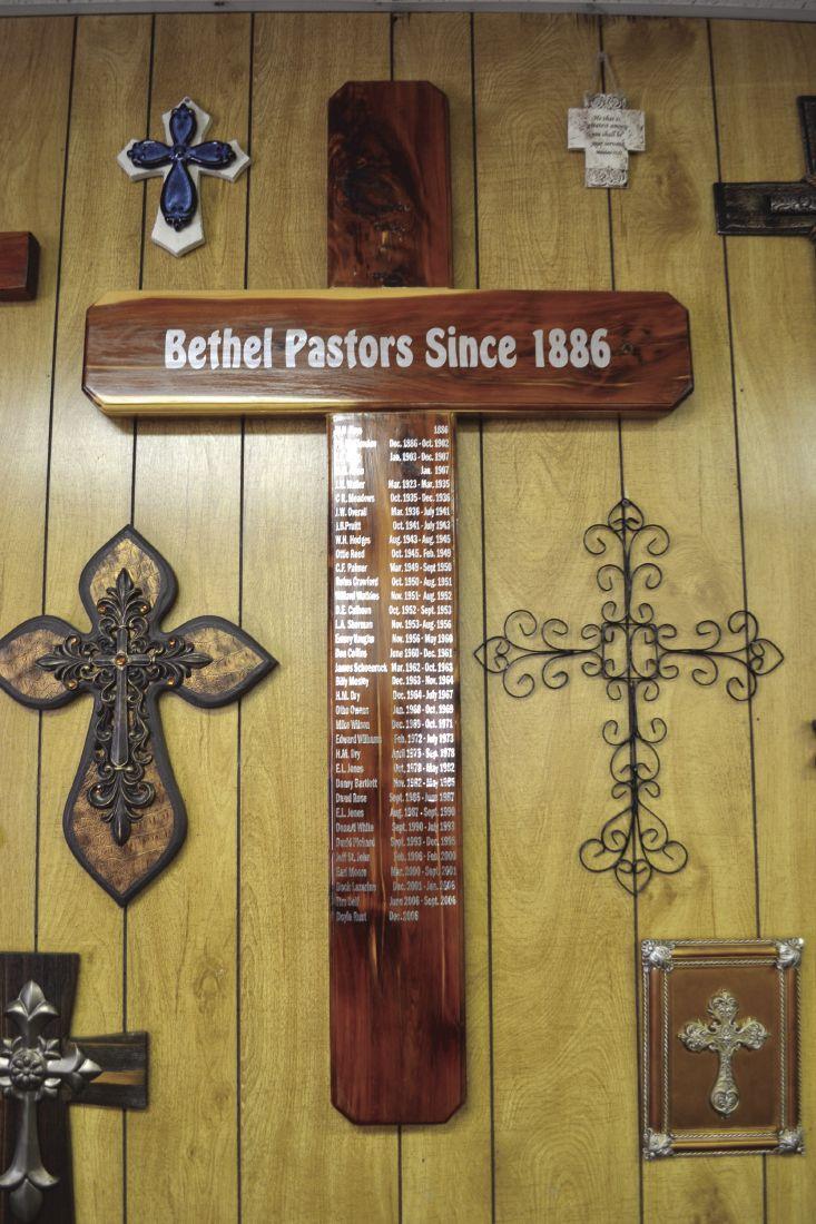 Bethel Baptist Church undergoing construction | News