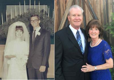 50th Anniversary: Rick and Kathy Dowdy