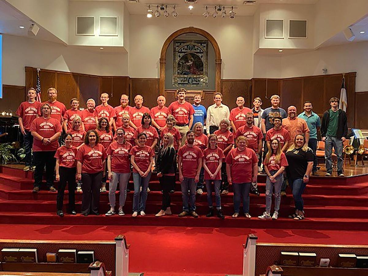 Piney Woods Church Orchestra Festival
