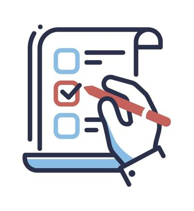 elections ballot icon