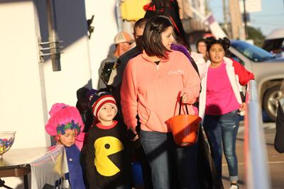 Halloween on the Square 2019