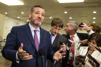 Sen. Ted Cruz launches daily podcast about Trump impeachment trial