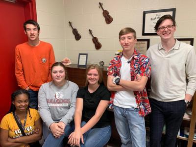 2019-20 Carthage High School choir officers named