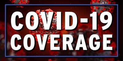 COVID-19 coverage graphic
