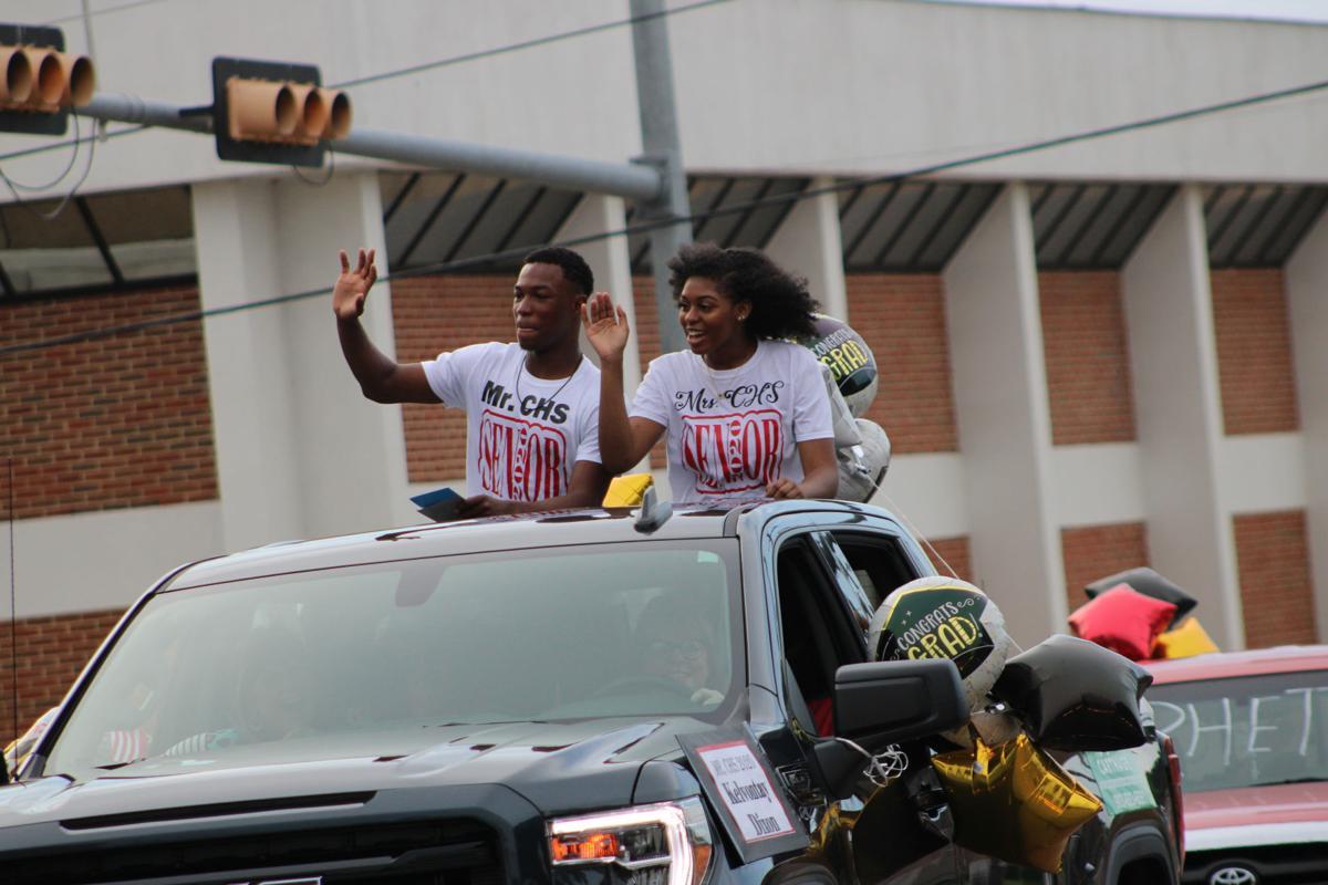 CHS senior parade