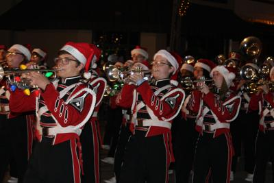 carthage christmas parade