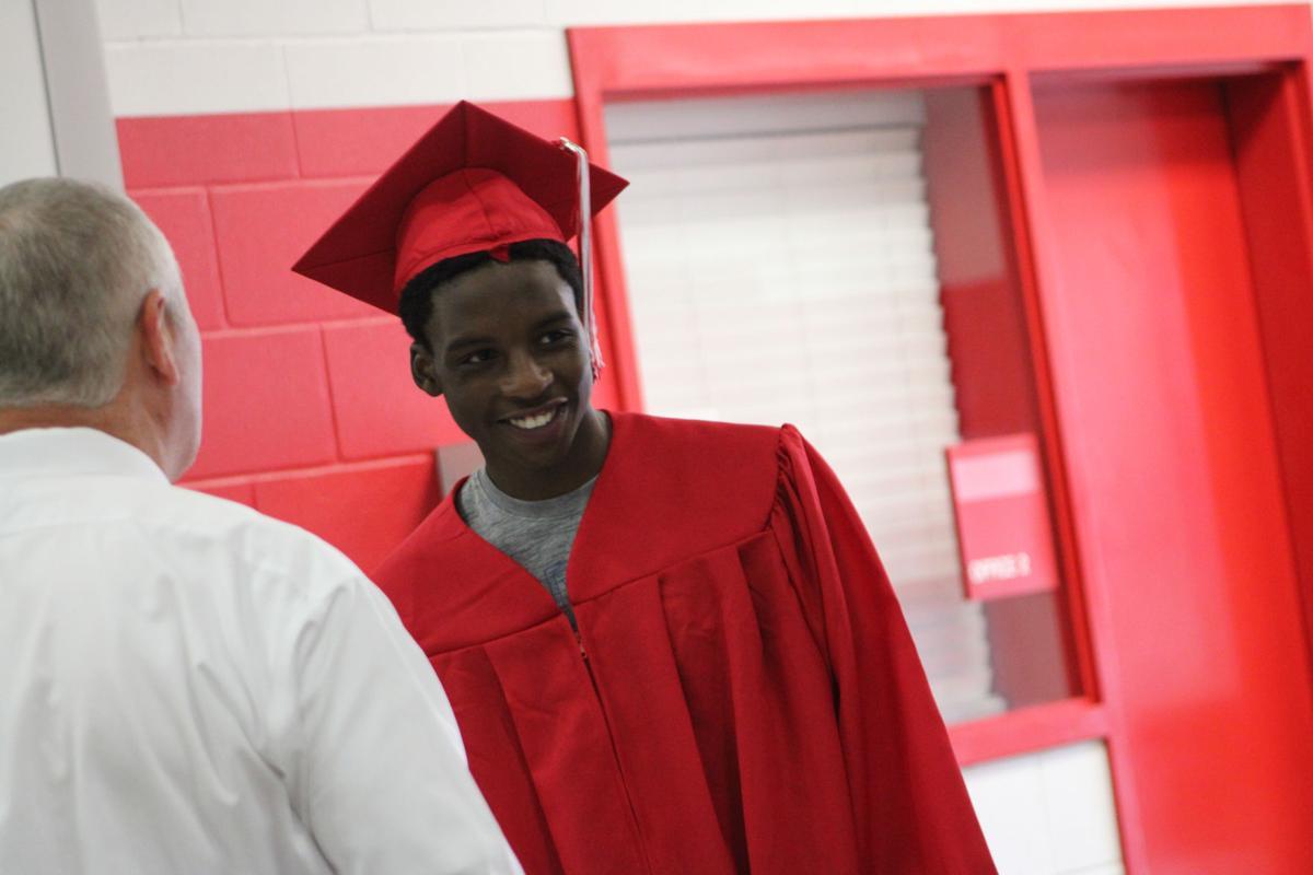 Second Chances Graduation