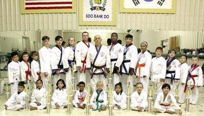 karate kidw