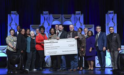 Workforce Solutions East Texas receives $75,000 award