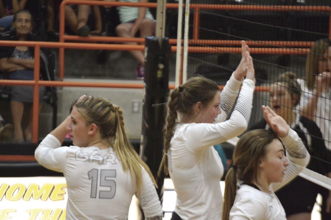 ET Volleyball: Carthage defeats Center, more