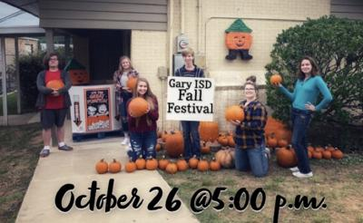 Spooky Times at Gary School: Fall festival planned Saturday, Oct. 26