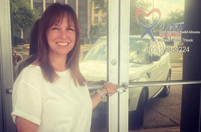 CASA Executive Director Wendi Everingham