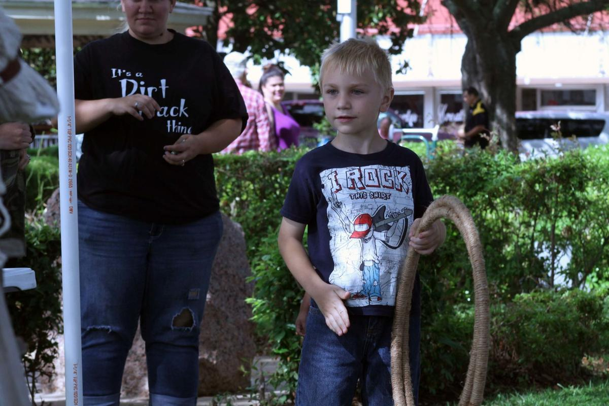 Photos: Live music, children's games light up downtown Carthage at 2018 Rodeo Jamboree