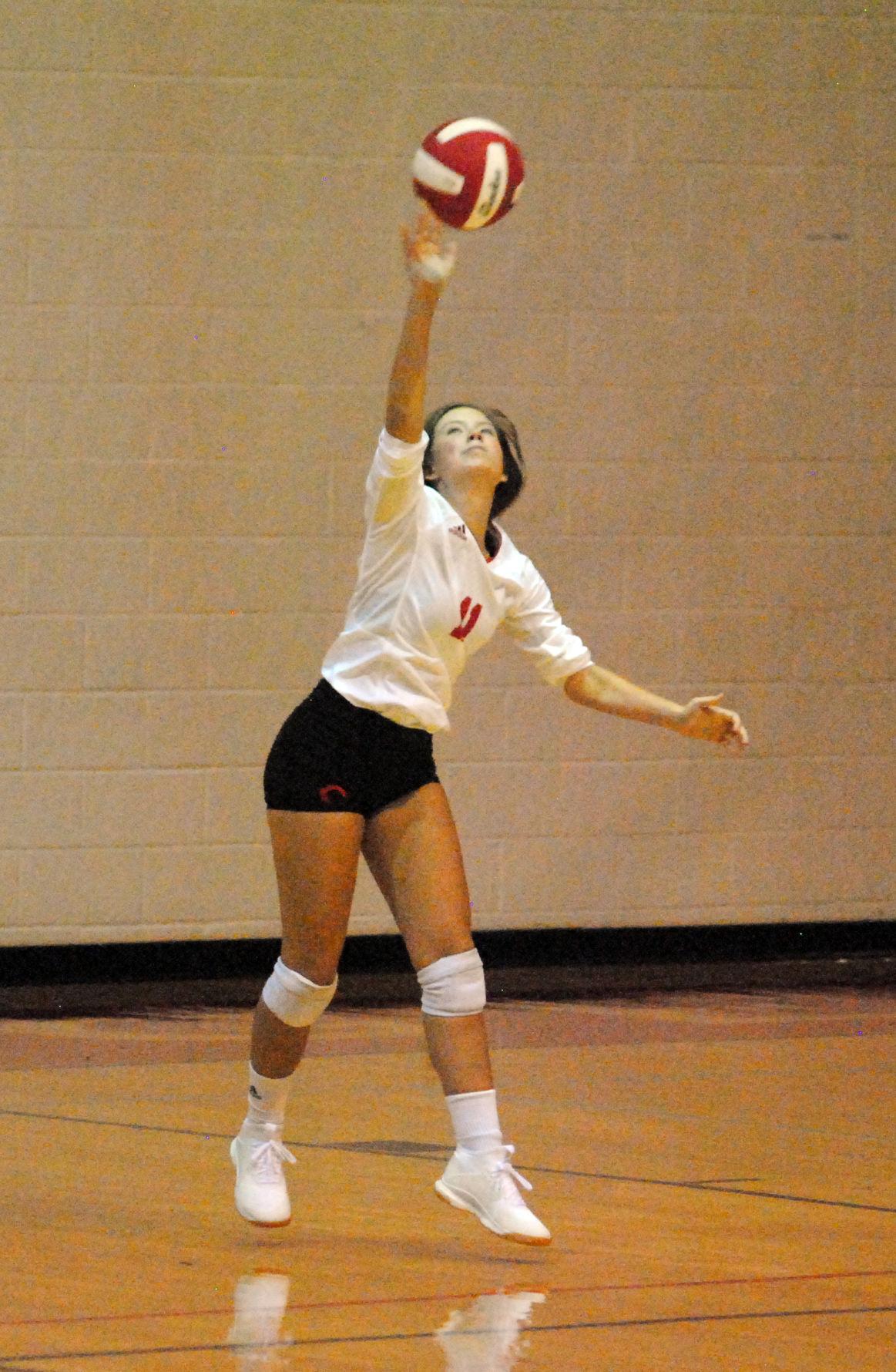 volleyball opener