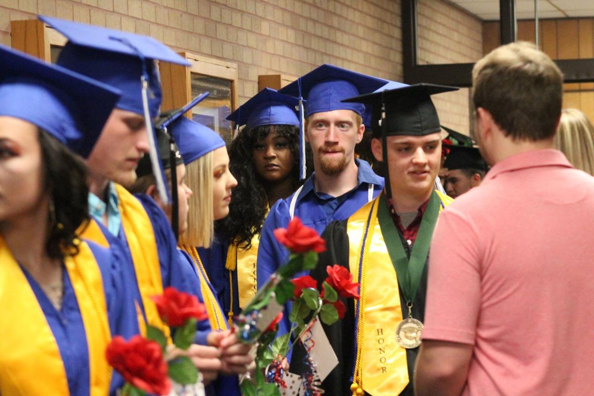Panola Charters Graduation