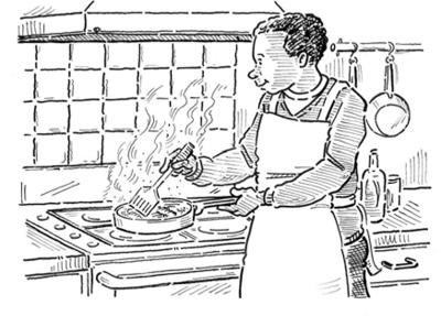 Thanksgiving safety: Five ways to prevent cooking fires