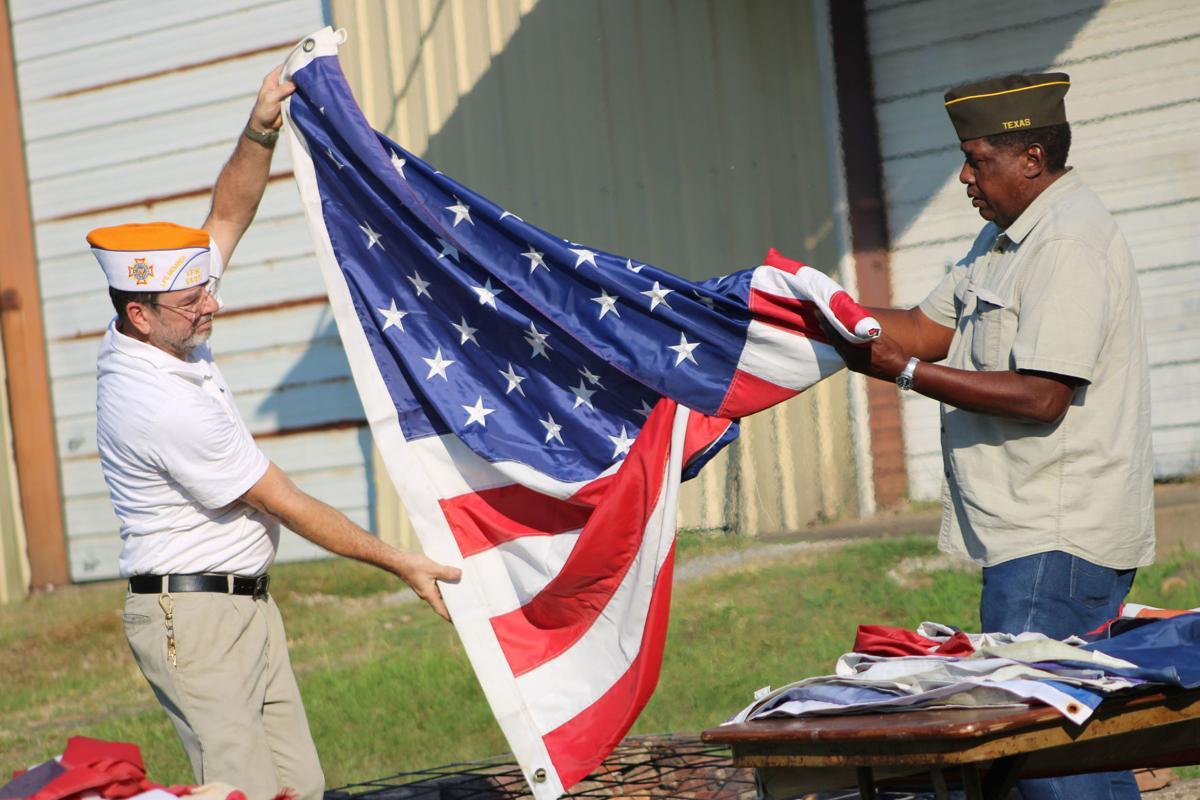 flag retirement