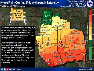 Weather Blog: National Weather Service to survey Bethany