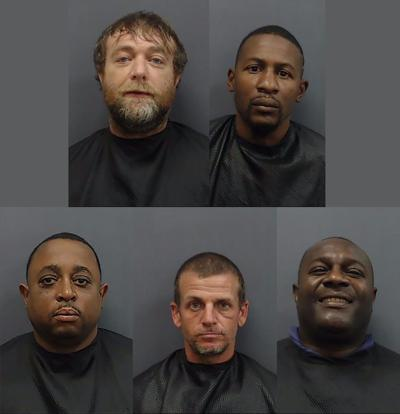 Panola County citizens face federal meth charges