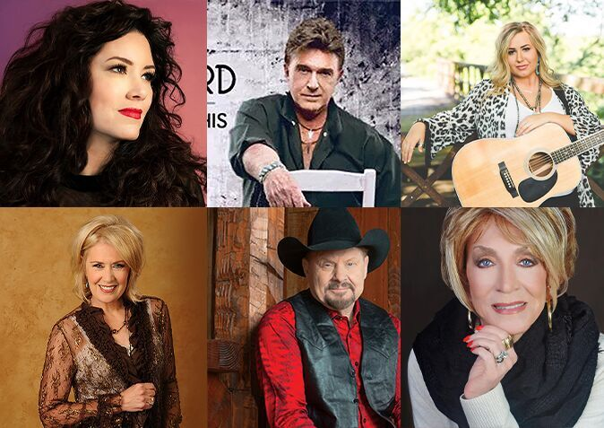 Texas Country Music Hall of Fame line-up announced