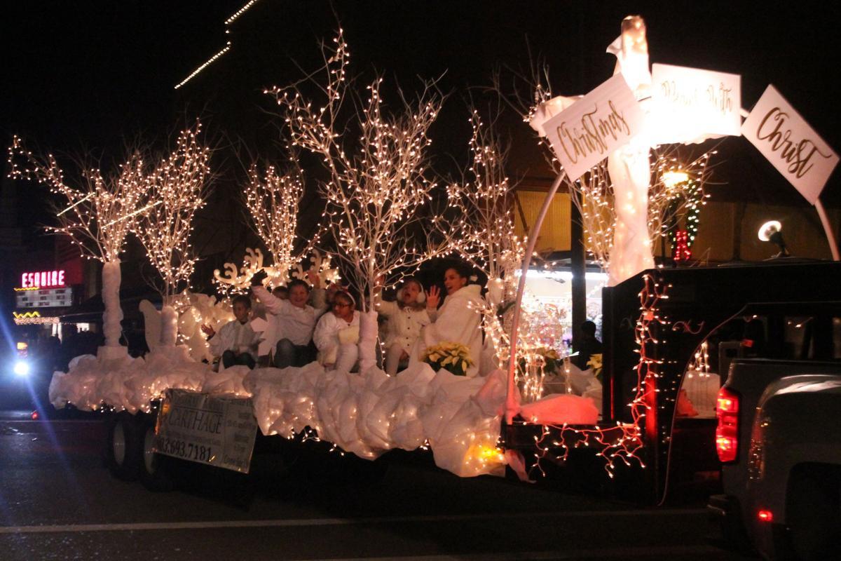 Carthage Christmas Parade 2020 Parades, Festival of Lights help jumpstart Carthage, Panola County