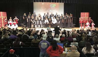 Panola College to present Christmas in Carthage