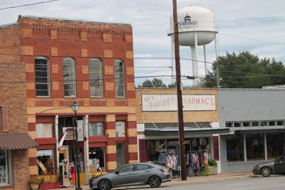 Downtown Carthage