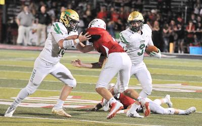 Last-minute TD lifts Bearcats over GCT