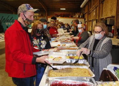 Greene County Community Christmas feeds area residents