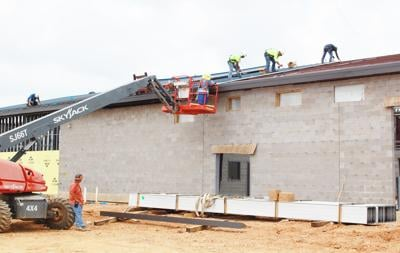 School district board hears construction update