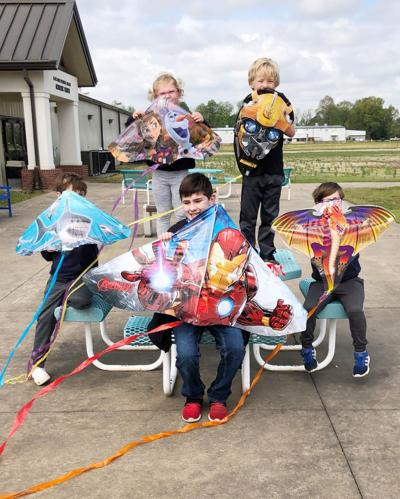 BRTC's CCE Department hosts kite flying event