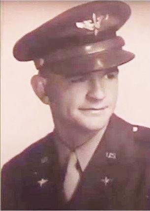WWII fighter pilot from Arkansas identified