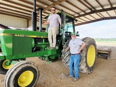 Eason Bros. selected as Farm Family of the Year