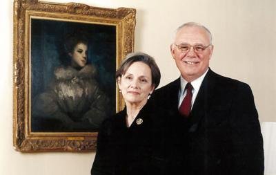 Board names Pardew Gallery to recognize couple's gift of international art