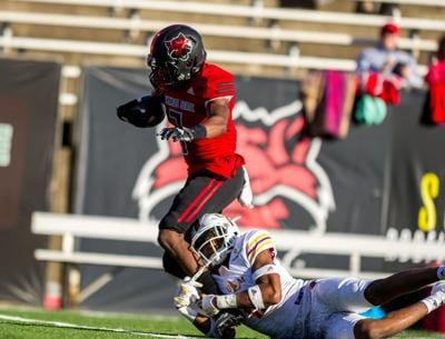 Rucker sets records as A-State routs ULM