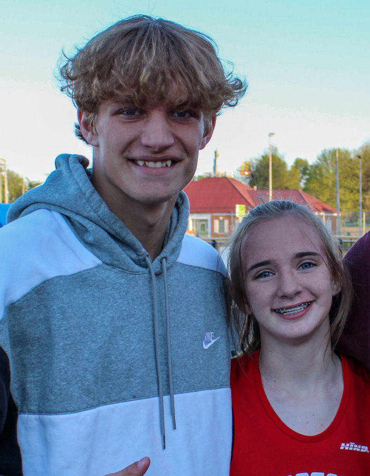 Local cousins to compete in Junior Olympics