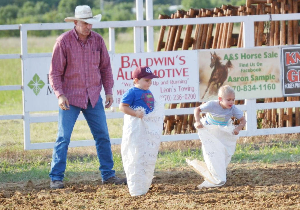 M'Duke Riders Assn. to hold 'Showdeo'
