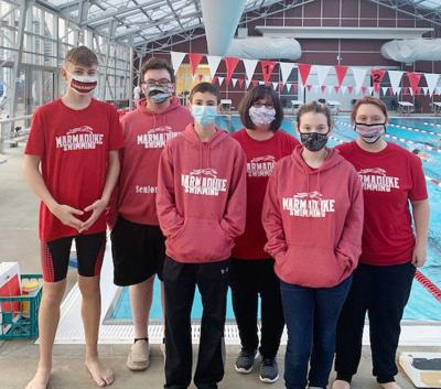 Marmaduke Swim Team kicks off season in Pocahontas