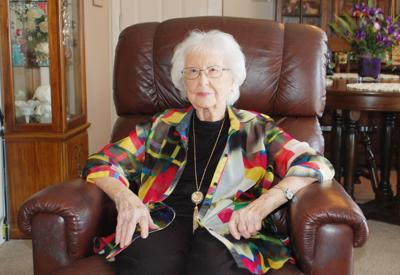Paragould woman closes in on century mark