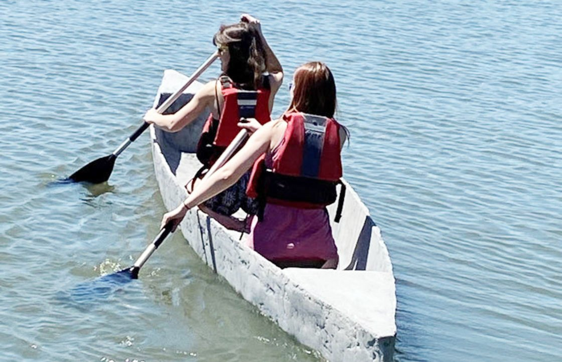 Concrete Canoe Team is getting ready for national competition