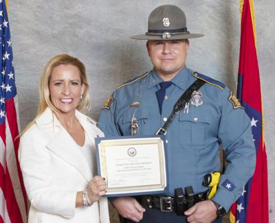 AG names Davenport as county Officer of the Year