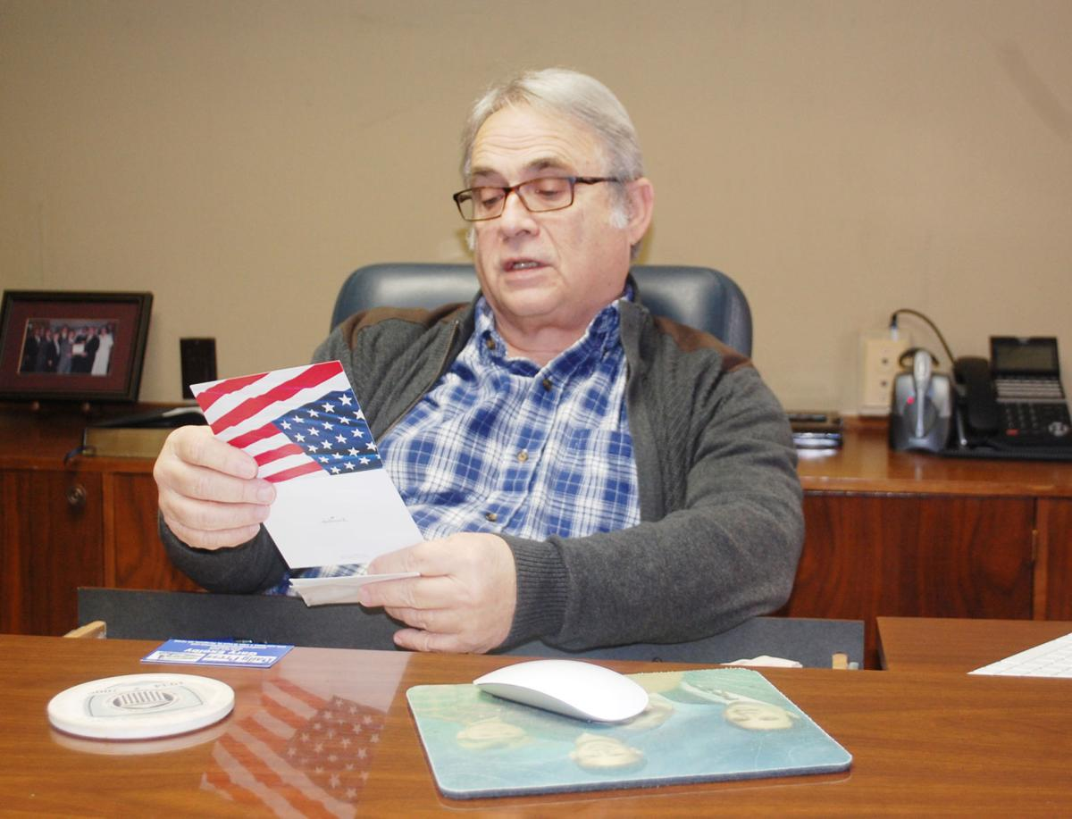Gaskill reflects on time as mayor