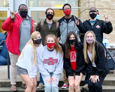 Students select members of 2020 Homecoming Court