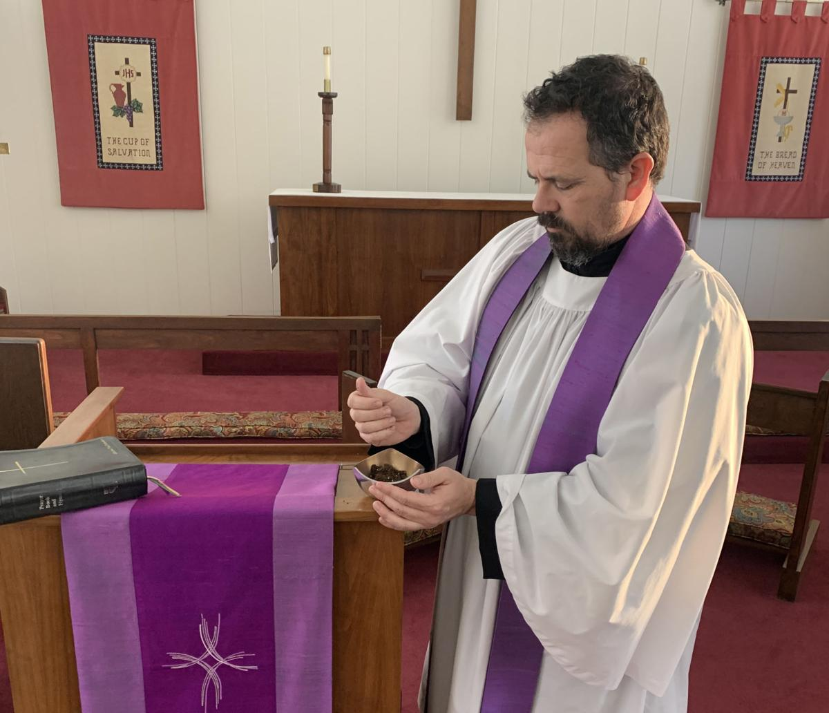 Churches hold virtual Ash Wednesday services