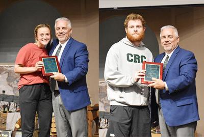 Crowley's Ridge celebrates Awards Day