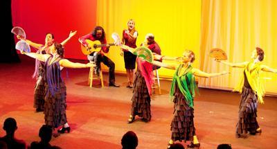 A'lante Flamenco to perform Friday