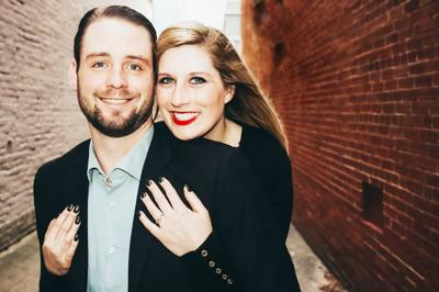 Box-McClanahan announce June wedding