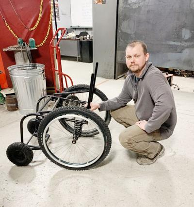 BRTC alum uses skills to help disabled veteran